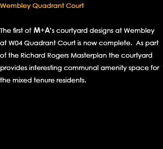 Wembley Quadrant Court Text